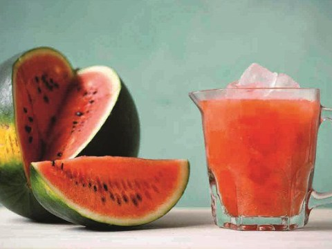 National Watermelon Day – here's a lovely cocktail recipe to celebrate