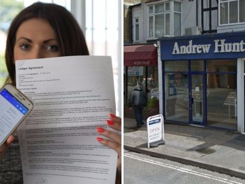 Letting agent accidentally sent letter to client calling her a 'f**king idiot'