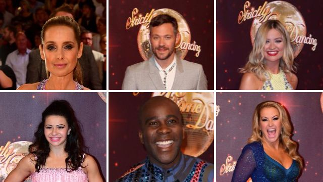Strictly Come Dancing 2016: Here's everybody who was at the launch of the new series