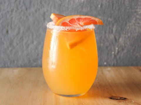 Watch our Orange Paloma recipe video to see how to make a top tequila cocktail