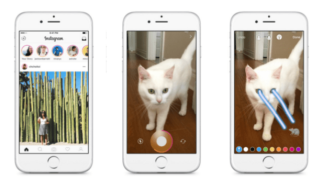 Instagram Stories update means why you might stop stalking