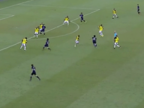 Japan's equaliser against Colombia in Rio 2016 Olympic Games contender for goal of tournament