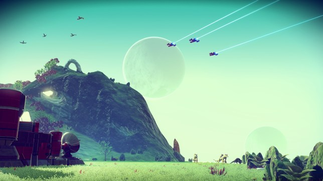 No Man's Sky (PS4) - brave new worlds