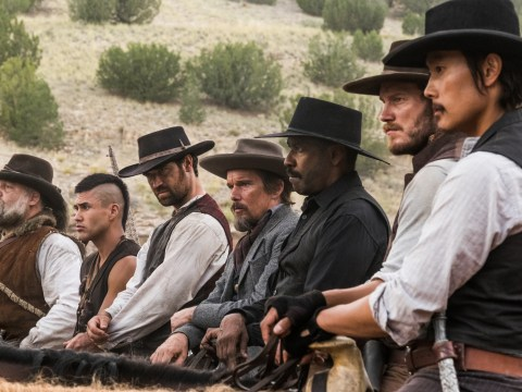 Meet The Magnificent Seven in this new EXCLUSIVE look at Chris Pratt's new movie