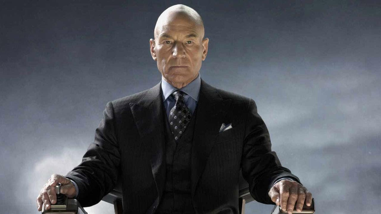 Sir Patrick Stewart hints Wolverine 3 will be his last outing as Professor X