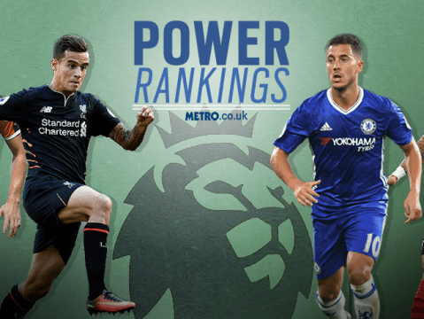 Premier League Power Rankings: Coutinho, Hazard and Ibrahimovic star in the opening week