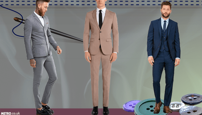 be5cba64a Mens wedding suit – what to wear when your mate gets married | Metro ...