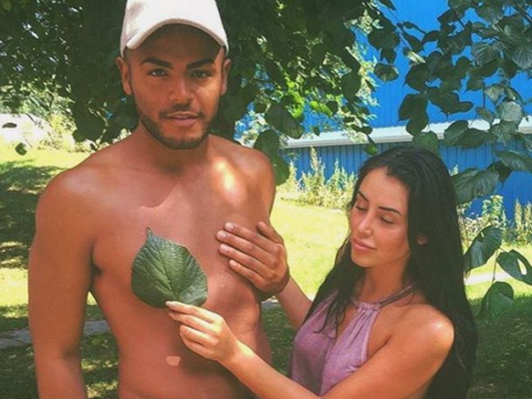 Marnie Simpson is going to be a surrogate for her Geordie Shore co-star Nathan Henry