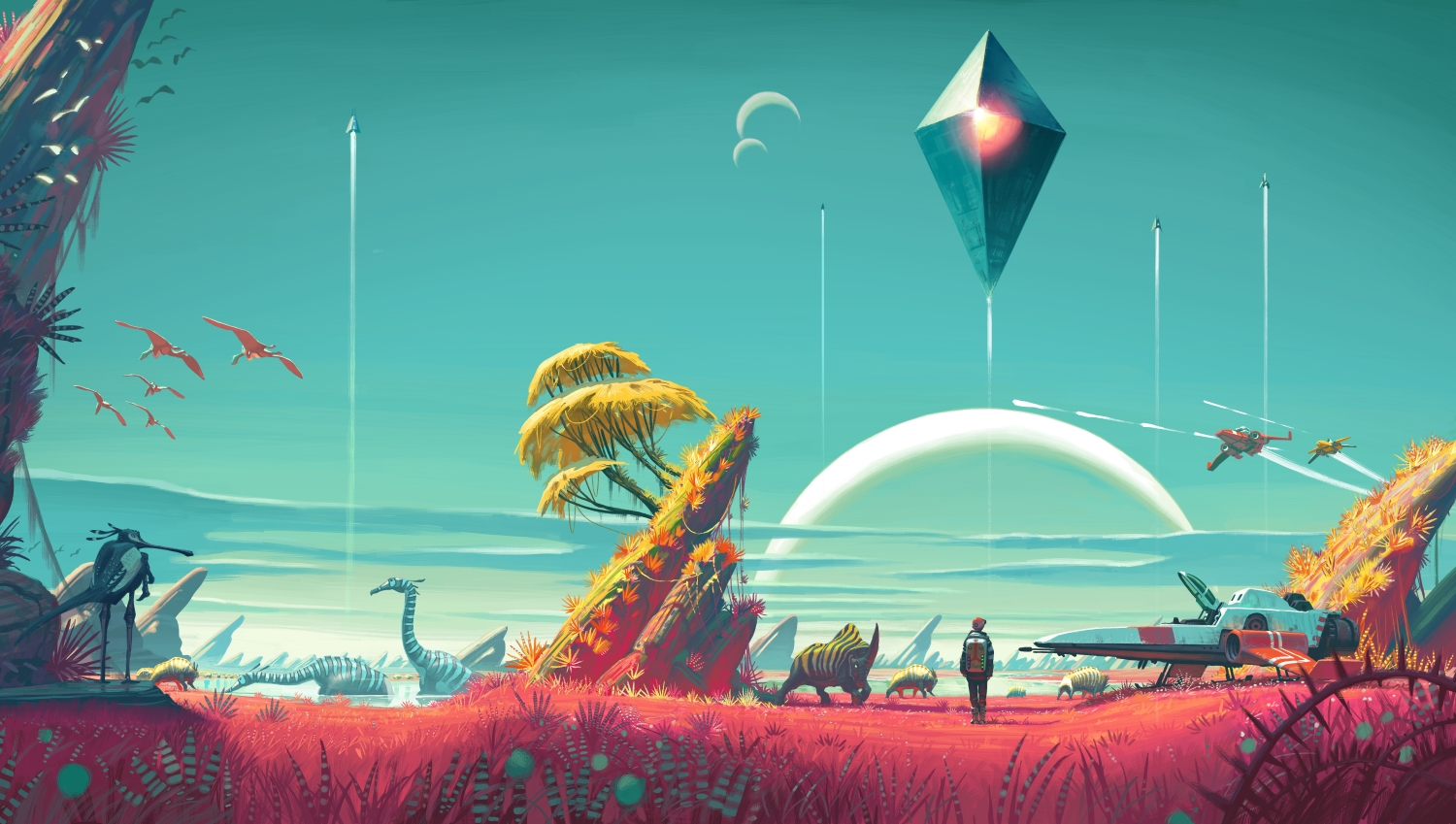 No Man's Sky review – where no one has gone before