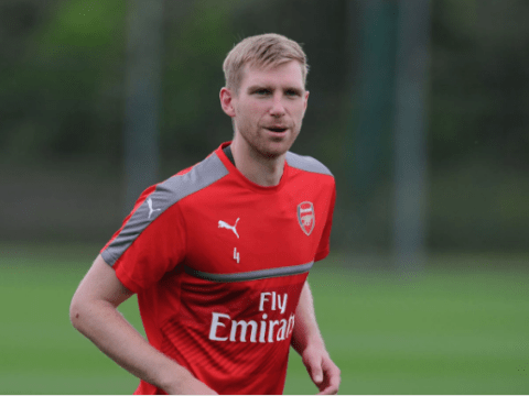 Jack Wilshere believes Per Mertesacker is the perfect choice to be Arsenal captain