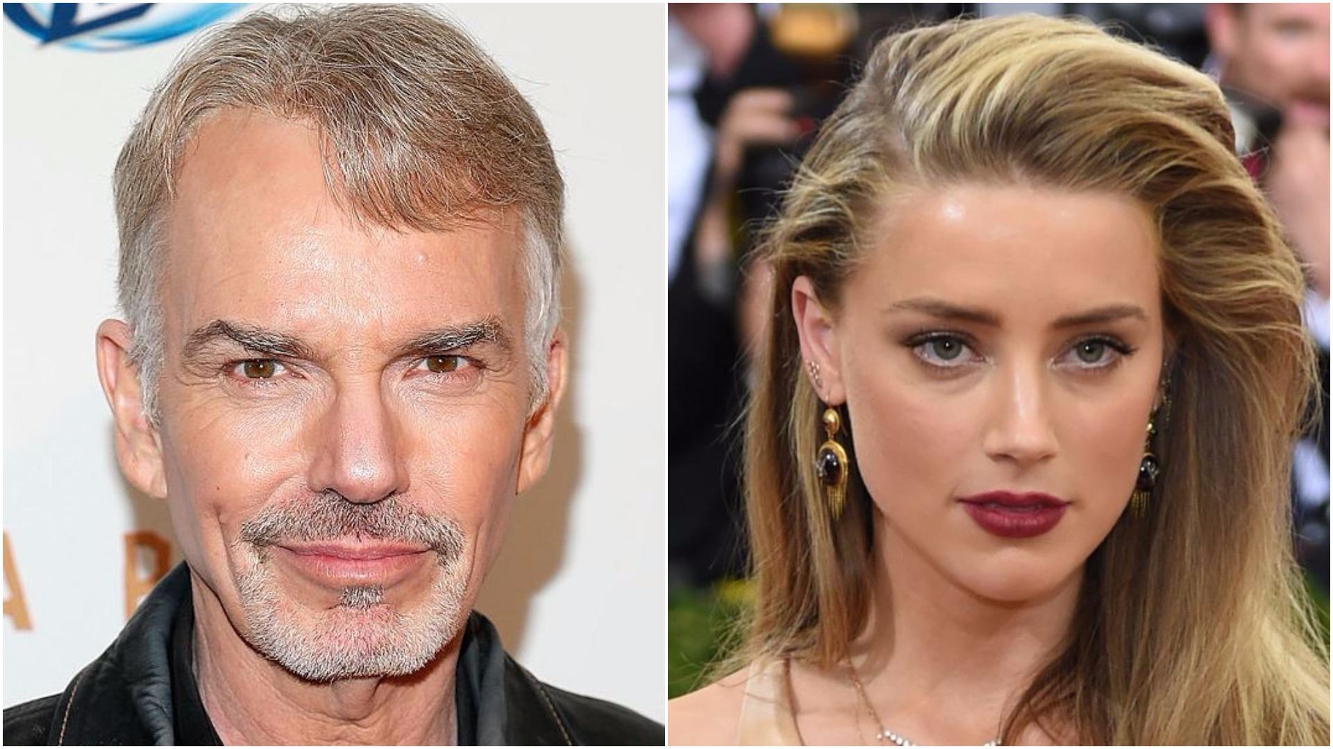 Billy Bob Thornton slams Johnny Depp's claim he had an affair with Amber Heard as 'completely false'