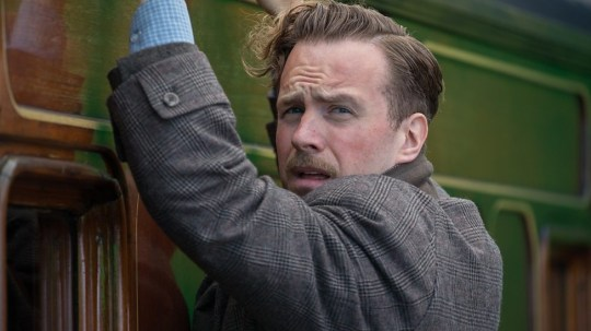Rafe Spall as Jim Turner in Swallows And Amazons (Picture: Studiocanal)
