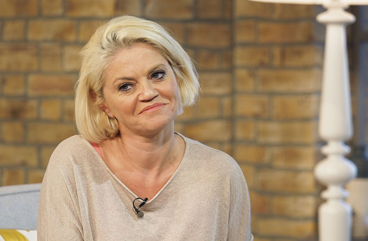 EDITORIAL USE ONLY. NO MERCHANDISING Mandatory Credit: Photo by Ken McKay/ITV/REX/Shutterstock (4883619cn) Danniella Westbrook 'This Morning' TV Programme, London, Britain. - 26 Jun 2015 DANNIELLA WESTBROOK- EXCLUSIVE Danniella Westbrook has been all over the tabloids earlier this week, following revelations of her suicide attempt and losing her role in Hollyoaks. With concerns over Danniella's safety growing, she joins us exclusively today to set the record straight.