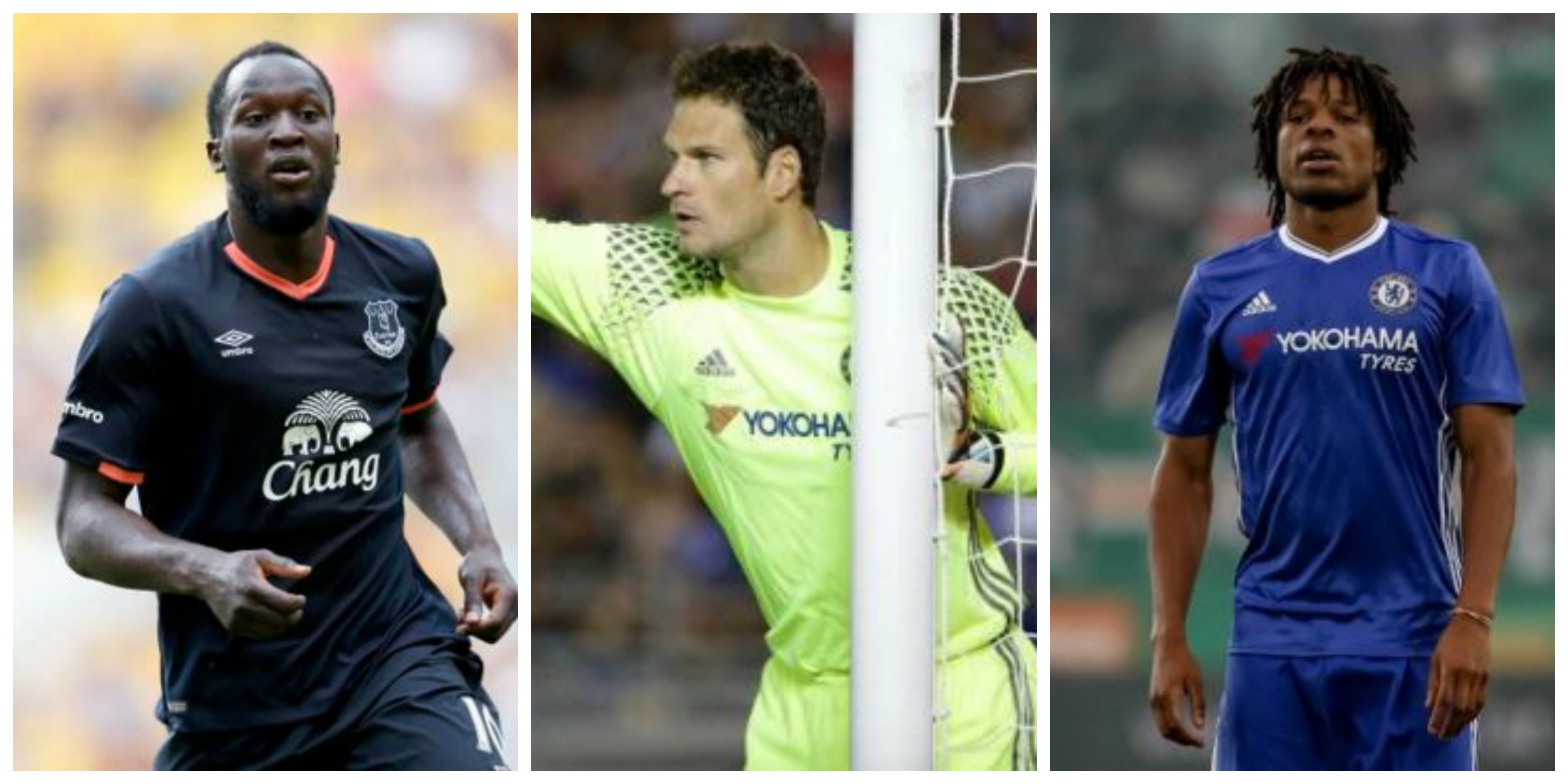 Chelsea to offer Everton cash, Asmir Begovic and Loic Remy in order to try and seal transfer of Romelu Lukaku