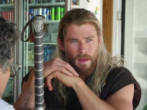 Thor finally reveals what he has been doing since the last Avengers movie