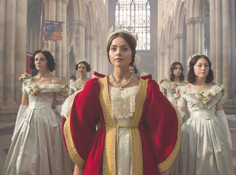 ITV's Victoria is the secret story of the most 'astonishing crush' between a Queen and her Prime Minister