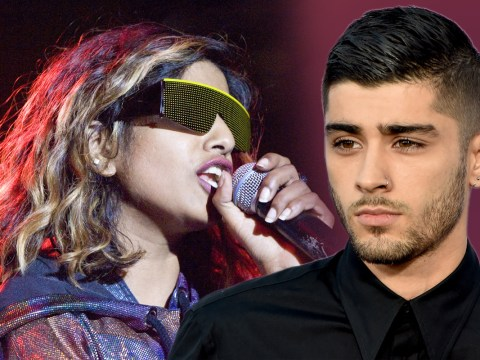MIA's new album features Zayn Malik song they wrote together via Whatsapp
