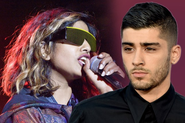 MIA new album features Zayn Malik song they wrote together via Whatsapp