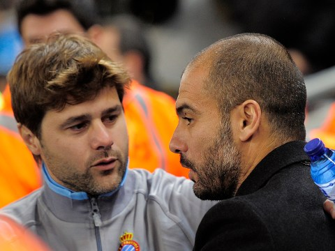 Manchester City boss Pep Guardiola says Mauricio Pochettino is 'one of the best managers in the world'