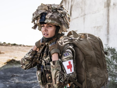 Michelle Keegan took over from Lacey Turner in Our Girl and reaction was pretty mixed