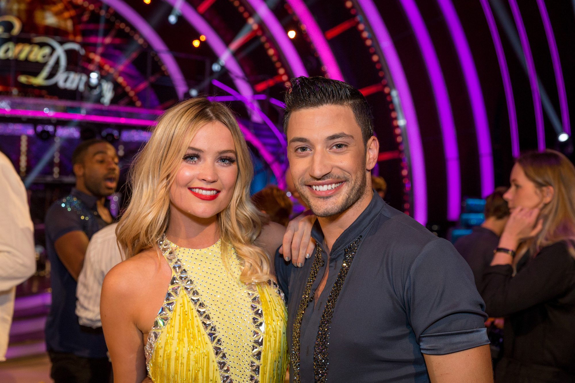 Laura Whitmore pulls out of Saturday's Strictly Come Dancing with ankle injury