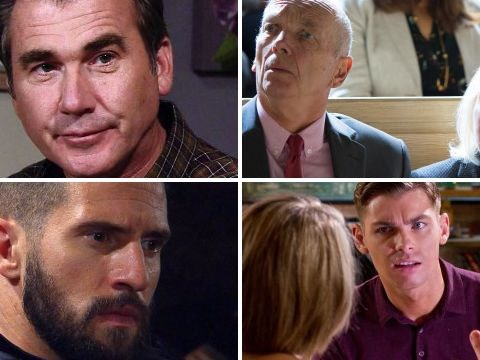 12 soap spoiler pictures: Coronation Street death drama, Emmerdale attack, EastEnders court agony, Hollyoaks return