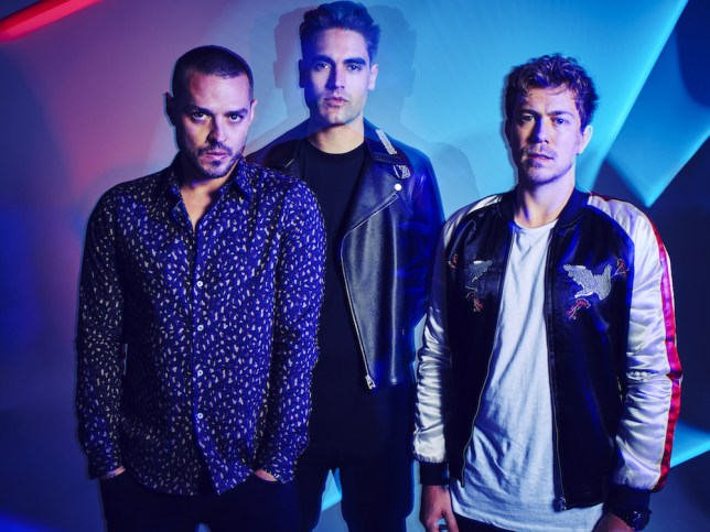 Busted release new single for patient fans ahead of X Factor appearance (Picture: Warner)