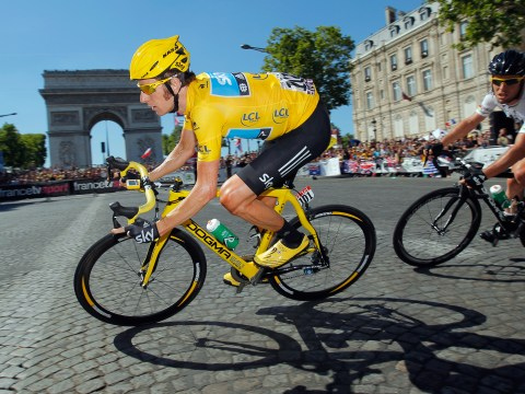 Sir Bradley Wiggins explains why he took a banned drug before his Tour de France win
