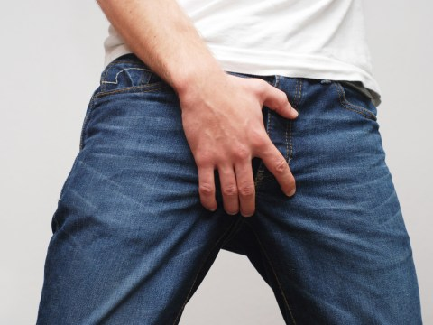 Study show that most men are pretty bloomin' chuffed with their d*cks