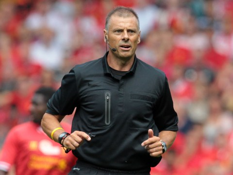 Former referee Mark Halsey reveals he was told to say he hadn't seen controversial incidents
