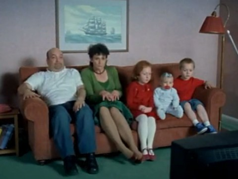 The Simpsons intro recreated with humans looks like a Shane Meadows film