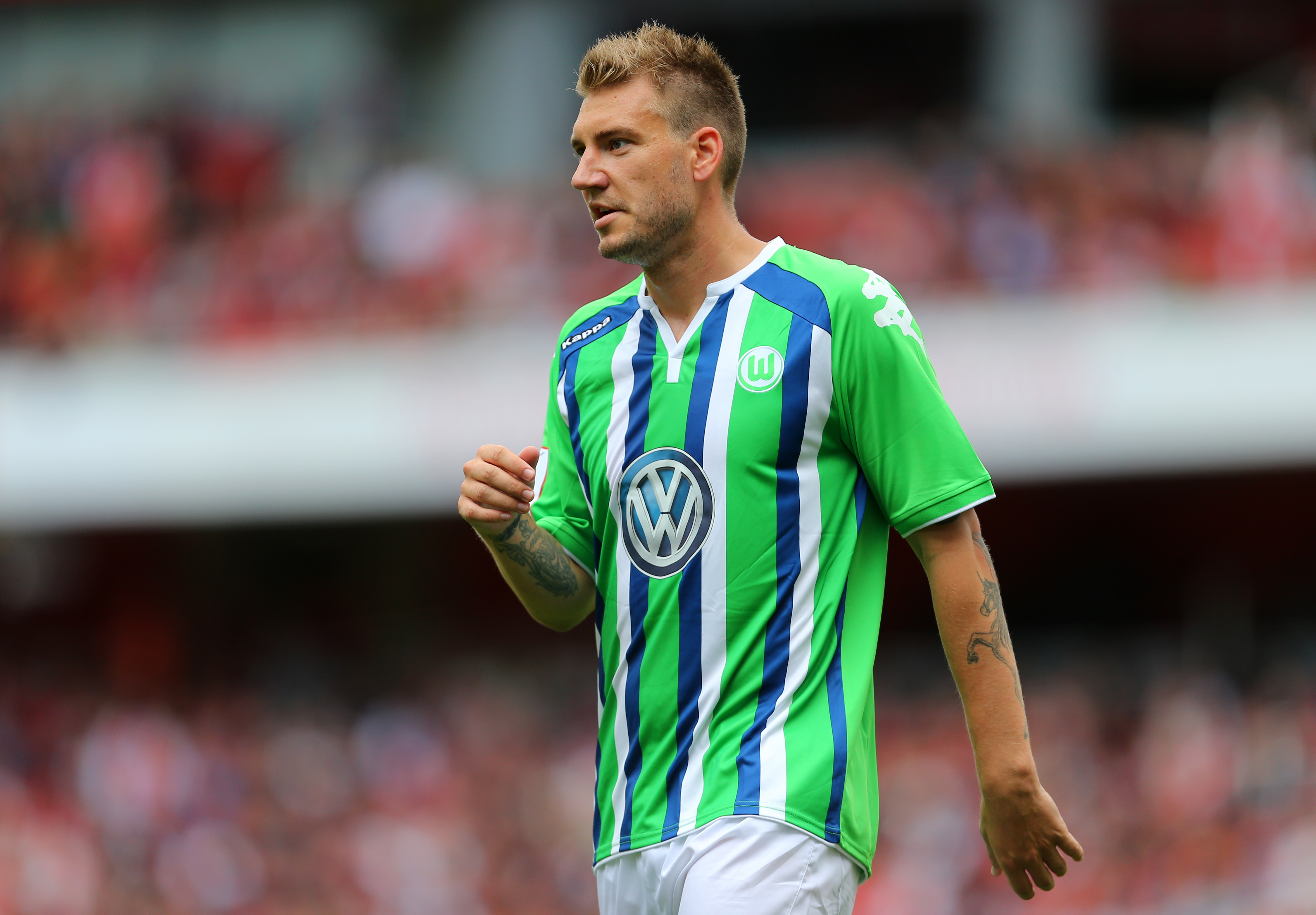 Nicklas Bendtner in line to face Arsenal after signing two-year Nottingham Forest deal
