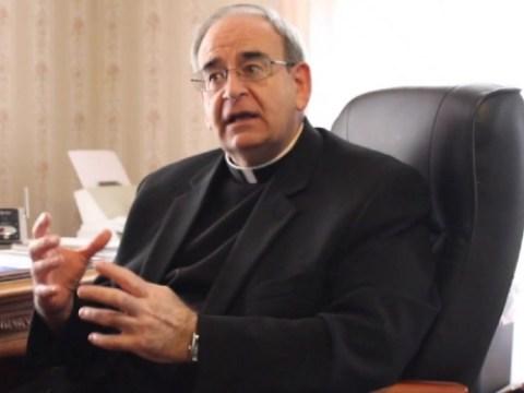 Catholic priest who said 'gays should be celibate' accused of molesting boy