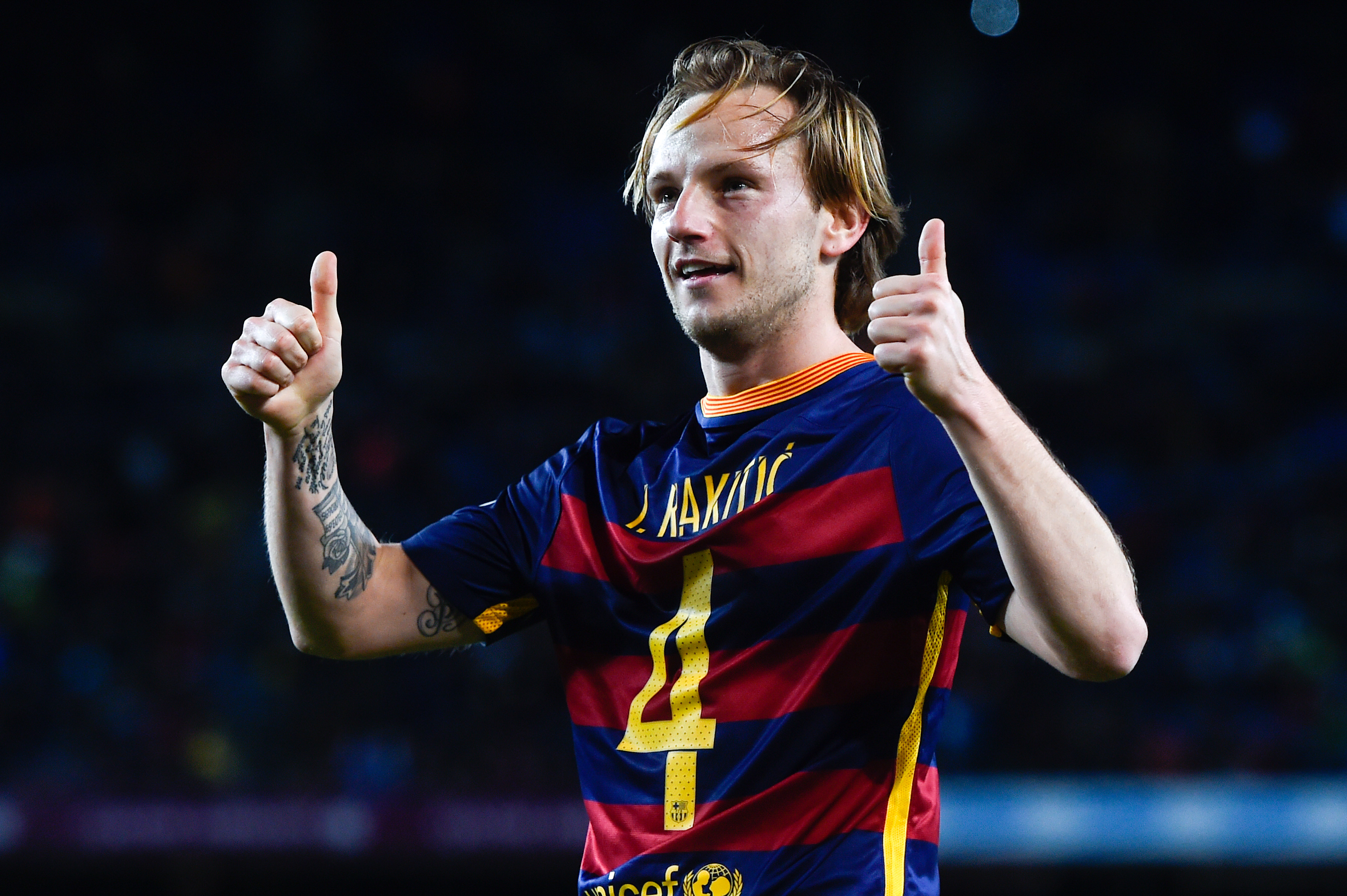 Barcelona star Ivan Rakitic snubbed transfer offer from Manchester United and Chelsea