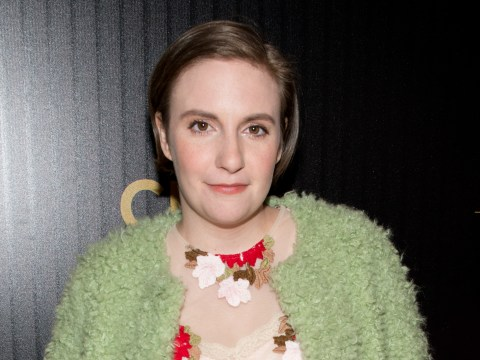 Lena Dunham is so traumatised by Donald Trump's election win she's lost weight
