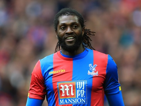 Emmanuel Adebayor denies he smoked cigarettes and asked for whisky in Lyon transfer talks