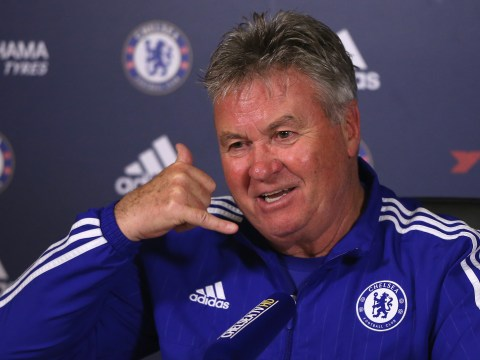 Guus Hiddink open to replacing Claudio Ranieri at Leicester City