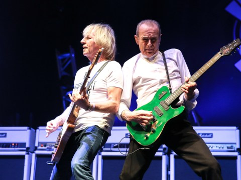 Rick Parfitt may never play with Status Quo again after 'dying' following heart attack