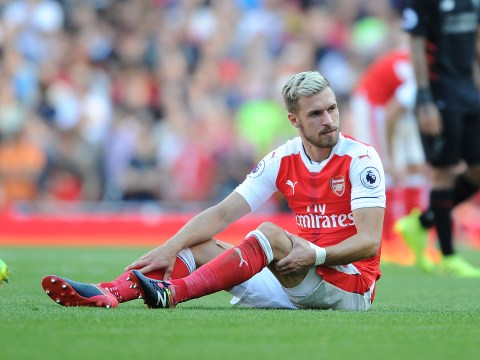 Chris Coleman hits out at Arsene Wenger and Arsenal over Aaron Ramsey injury