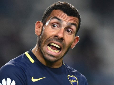 Former Manchester United star Carlos Tevez 'thinking about' retirement
