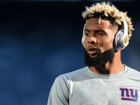 Odell Beckham Jr responds to Lena Dunham drama with more respect than she gave him