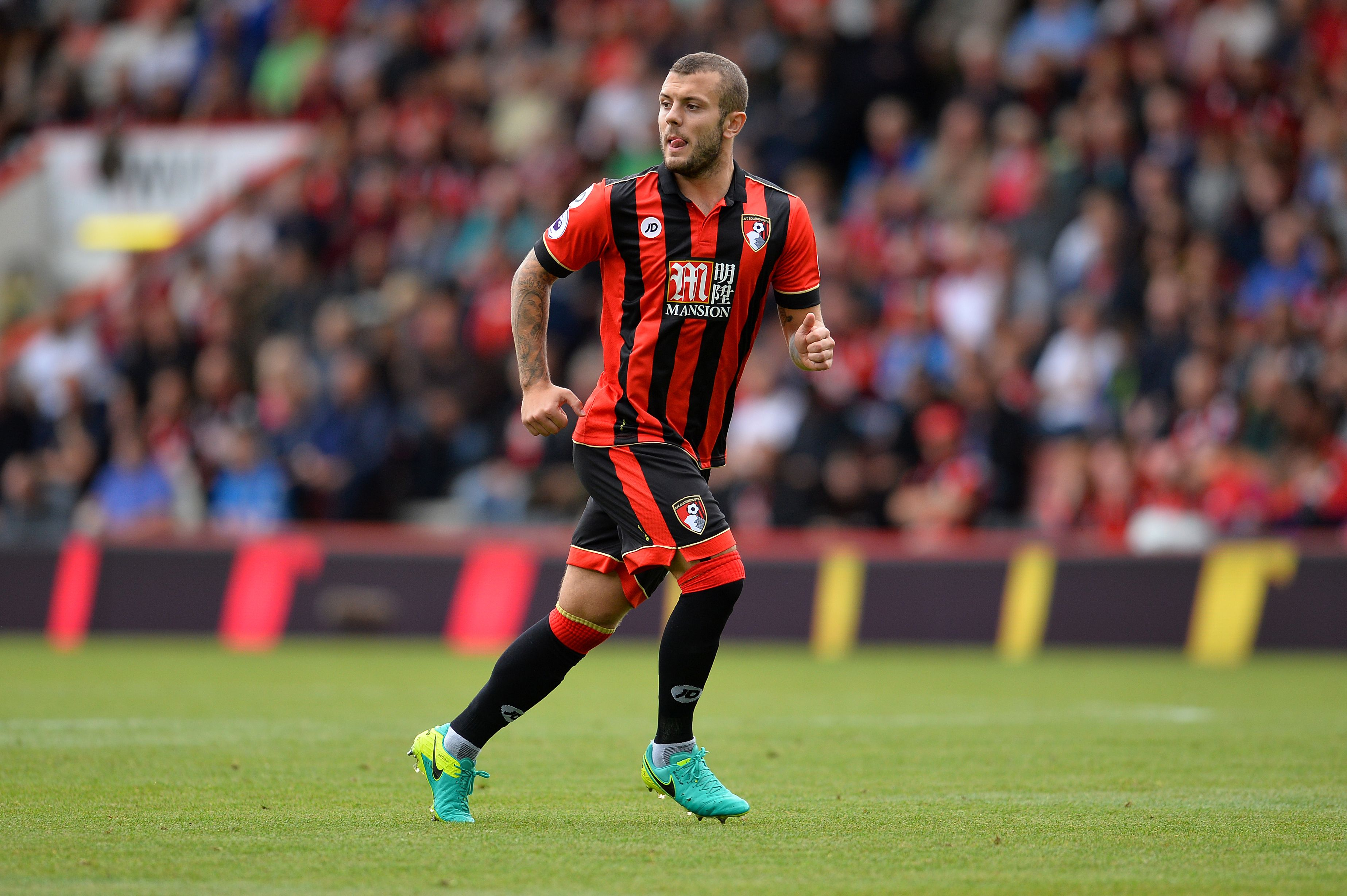 Arsenal in no hurry over new Jack Wilshere contract