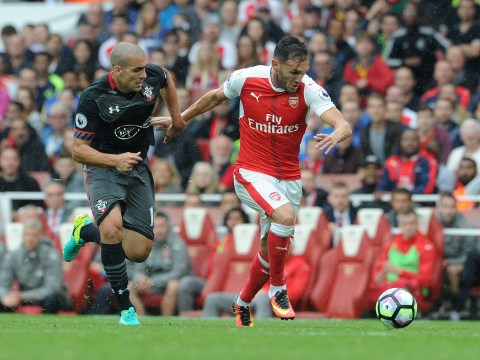Arsene Wenger pleads with Arsenal fans to give Lucas Perez time after disappointing debut