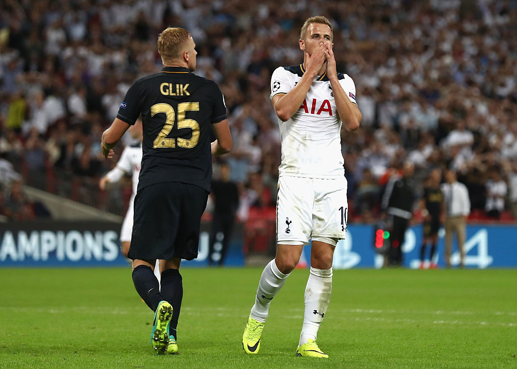 Tottenham Hotspur vs AS Monaco player ratings: Spurs defence all at sea as Harry Kane fails to take chances