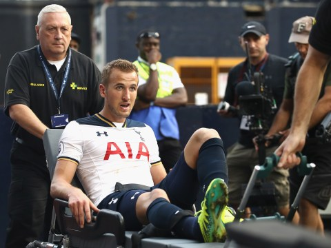Mauricio Pochettino says Tottenham will have to wait to see if Harry Kane's ankle injury is serious
