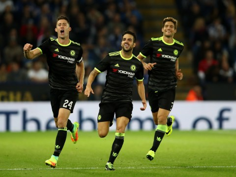 Chelsea's win at Leicester was their first from 2-0 down since 2002