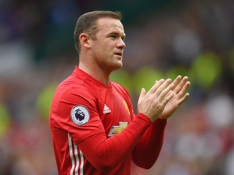 Manchester United legend Bryan Robson claims Wayne Rooney would be in his starting XI