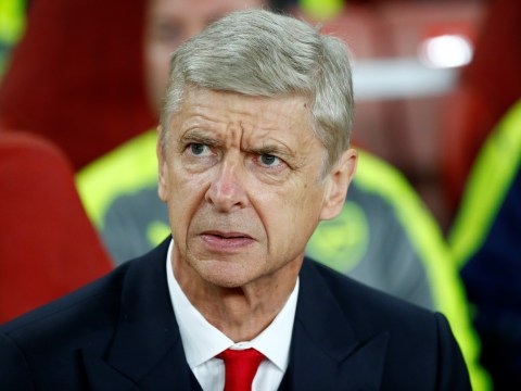 Arsenal legend Ian Wright does not want Arsene Wenger to be the next England manager
