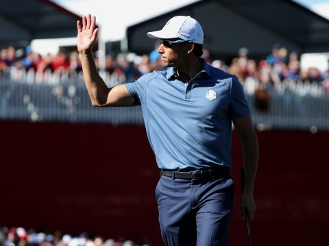 Ryder Cup 2016: Europe fight back to set up intriguing day 2 against Team USA
