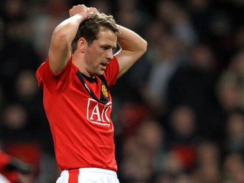 Michael Owen says he only joined Manchester United because Liverpool rejected him